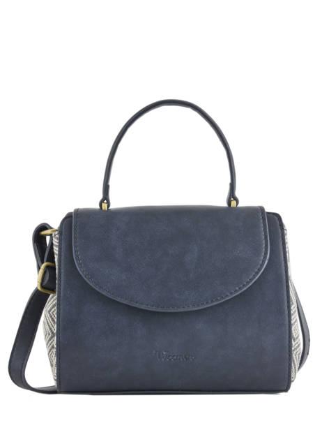 Shoulder Bag Camelia Woomen Blue camelia WCAME03