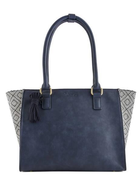 Shoulder Bag Camelia Woomen Blue camelia WCAME05