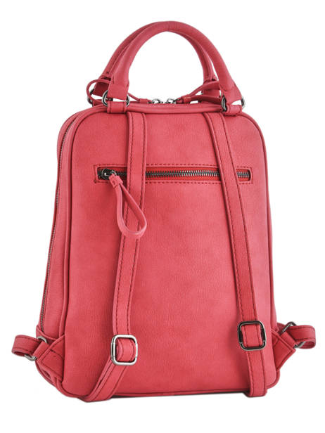 Backpack Woomen hibiscus WHIBI01 other view 4