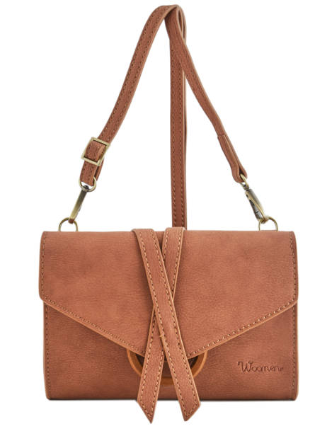 Shoulder Bag Accacia Woomen Brown accacia WACAC01