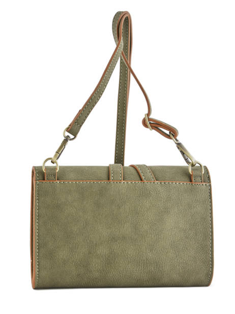Shoulder Bag Accacia Woomen Green accacia WACAC01 other view 4