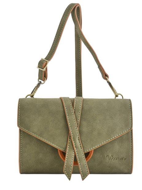 Shoulder Bag Accacia Woomen Green accacia WACAC01