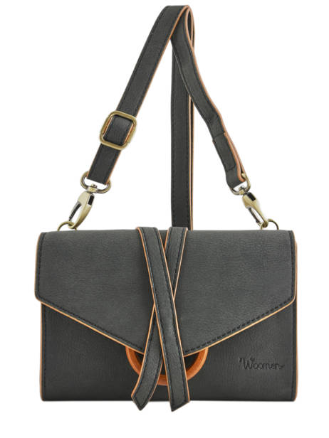 Shoulder Bag Accacia Woomen Black accacia WACAC01
