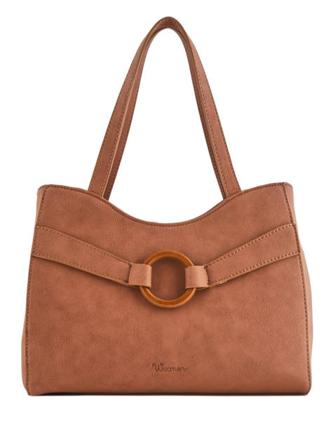 Shoulder Bag Accacia Woomen Brown accacia WACAC03