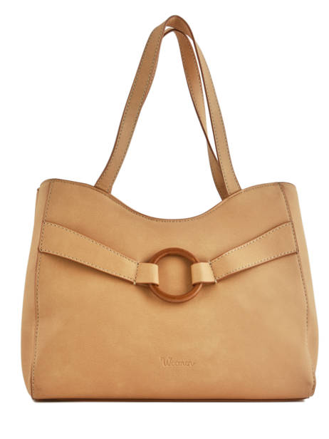 Shoulder Bag Acacia Woomen Beige acacia WACAC03