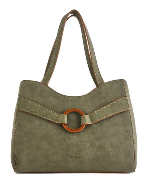 Shoulder Bag Accacia Woomen Green accacia WACAC03
