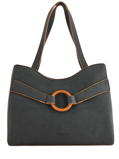 Shoulder Bag Accacia Woomen Black accacia WACAC03