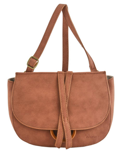 Shoulder Bag Accacia Woomen Brown accacia WACAC06