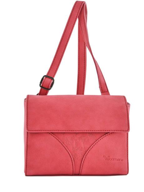 Shoulder Bag Hibiscus Woomen hibiscus WHIBI02