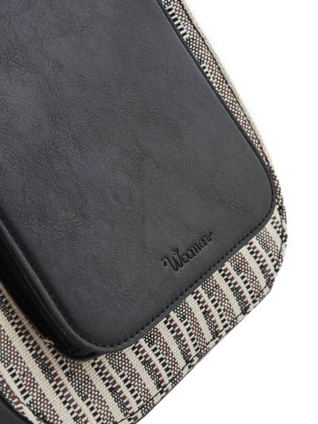 Crossbody Bag Azalee Woomen Black azalee WAZAL01 other view 1