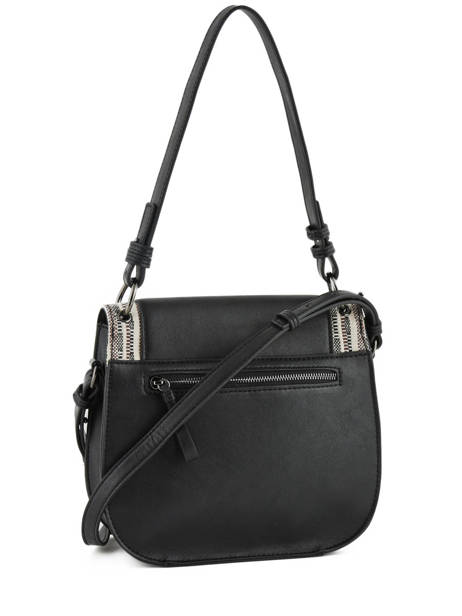 Crossbody Bag Azalee Woomen Black azalee WAZAL01 other view 4
