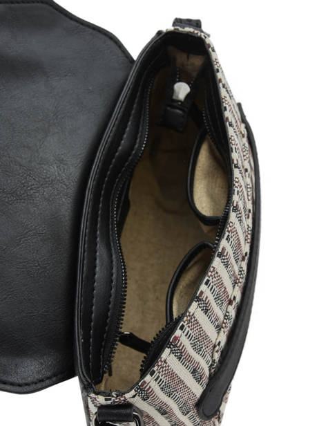 Shoulder Bag Azalee Woomen Black azalee WAZAL03 other view 5