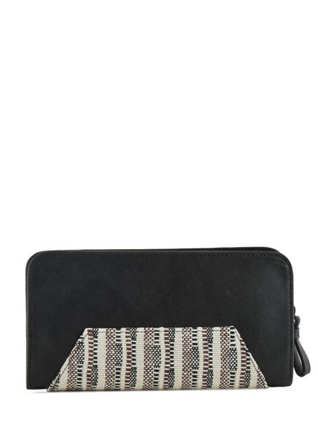 Wallet Woomen Black azalee WAZAL91 other view 1