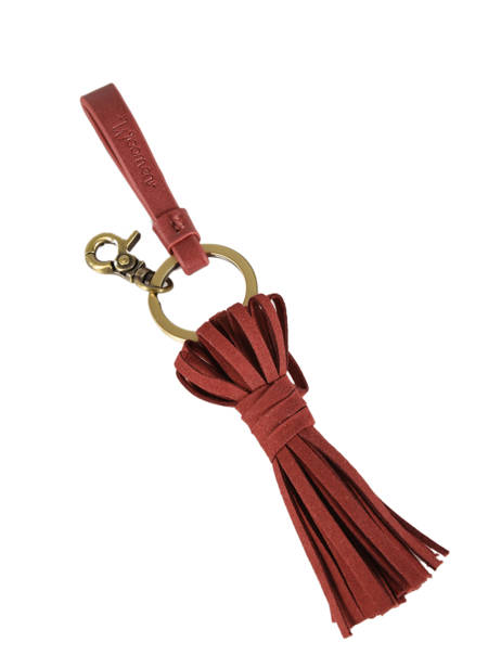 Camelia Key Chain Woomen Red camelia WCAME97