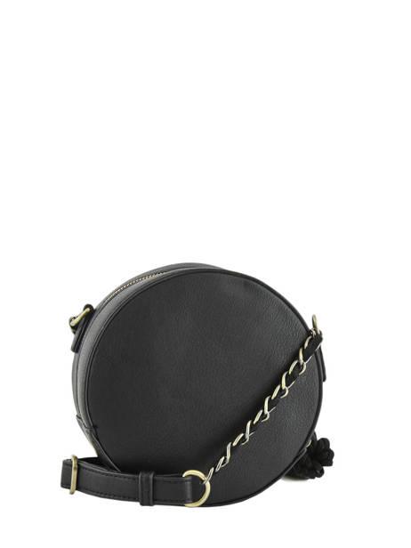 Shoulder Bag Abelia Woomen Black abelia WABEL02 other view 3