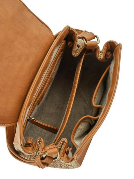 Crossbody Bag Abelia Woomen Brown abelia WABEL03 other view 4