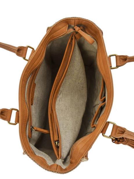 Shoulder Bag Abelia Woomen Brown abelia WABEL05 other view 4