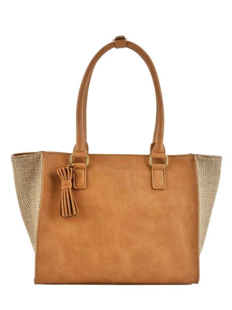 Shoulder Bag Abelia Woomen Brown abelia WABEL05