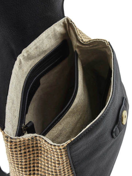 Backpack Abelia Woomen Black abelia WABEL06 other view 4