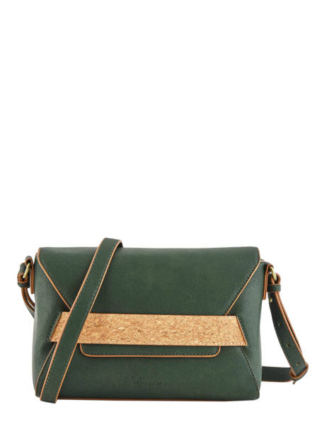 Crossbody Bag Orchidee Woomen Green orchidee WORCH01