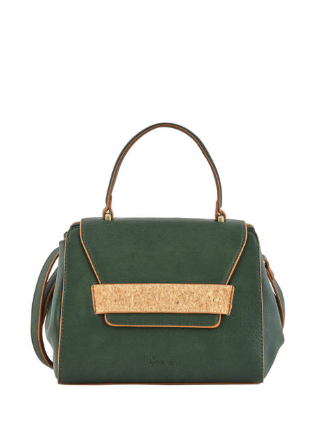 Crossbody Bag Orchidee Woomen Green orchidee WORCH02