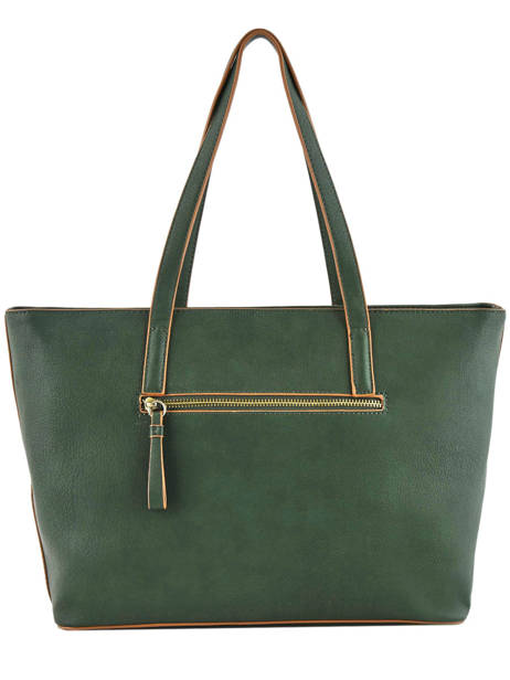 Shoulder Bag Orchidee Woomen Green orchidee WORCH03 other view 3