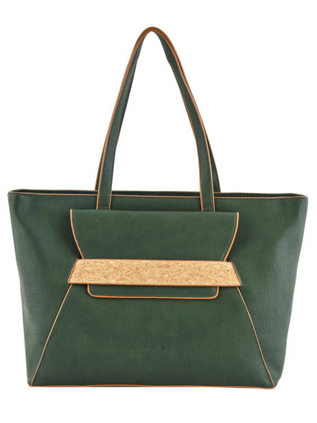 Shoulder Bag Orchidee Woomen Green orchidee WORCH03