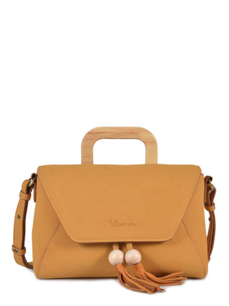 Crossbody Bag Iris Woomen Yellow iris WIRIS02