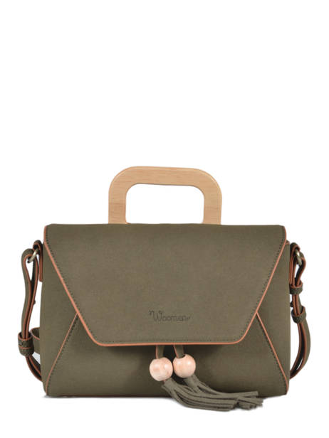 Crossbody Bag Iris Woomen Green iris WIRIS02