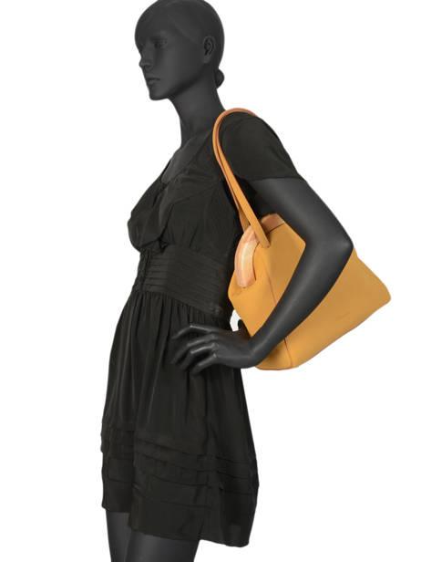 Shoulder Bag Iris Woomen Beige iris WIRIS03 other view 2