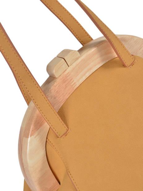 Shoulder Bag Iris Woomen Beige iris WIRIS03 other view 1