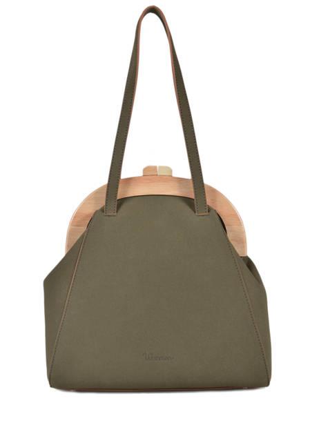Shoulder Bag Iris Woomen Green iris WIRIS03