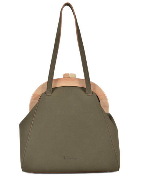 Shoulder Bag Iris Woomen Green iris WIRIS03