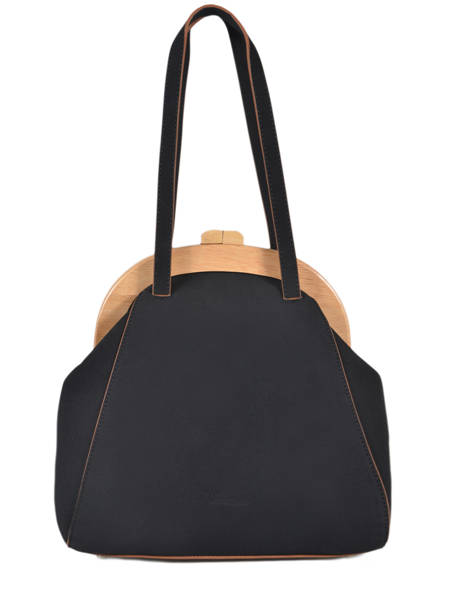 Shoulder Bag Iris Woomen Black iris WIRIS03