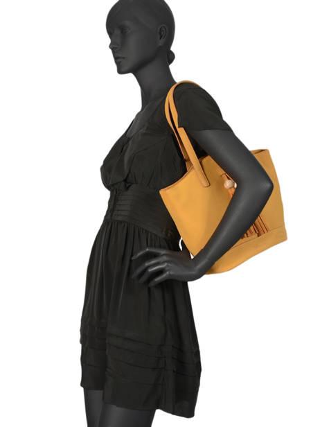 Shoulder Bag Iris Woomen Beige iris WIRIS05 other view 2