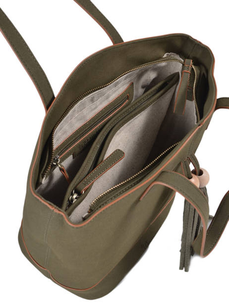 Shoulder Bag Iris Woomen Green iris WIRIS05 other view 4