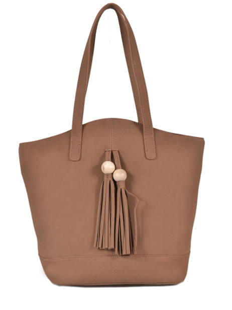 Sac Shopping Iris Woomen Marron iris WIRIS05