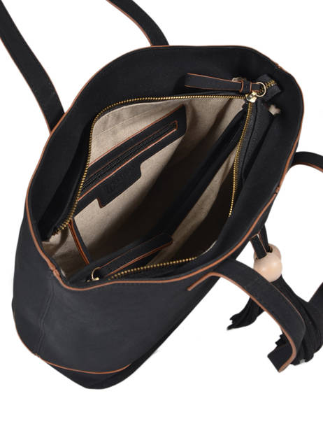 Shoulder Bag Iris Woomen Black iris WIRIS05 other view 4