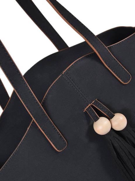 Shoulder Bag Iris Woomen Black iris WIRIS05 other view 1