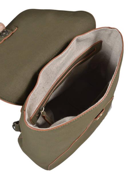 Backpack Iris Woomen Green iris WIRIS06 other view 4
