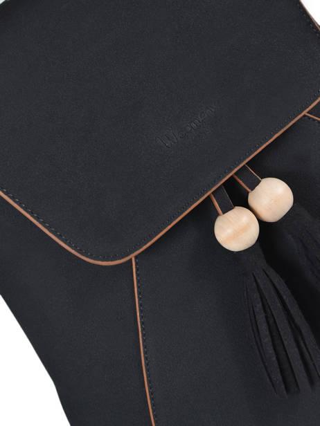 Backpack Iris Woomen Black iris WIRIS06 other view 1