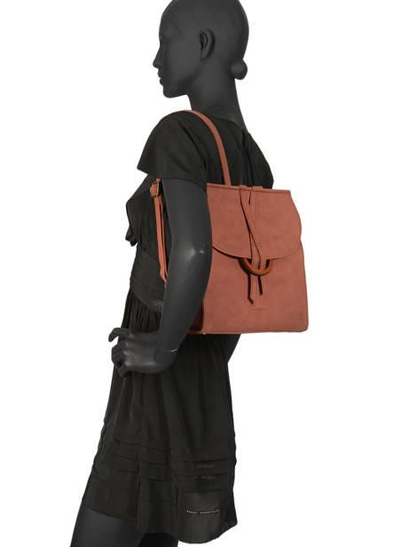 Backpack Acacia Woomen Brown accacia WACAC07 other view 2
