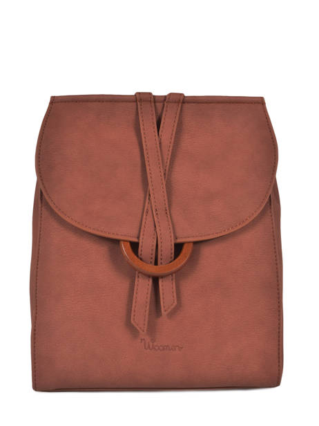 Backpack Acacia Woomen Brown accacia WACAC07