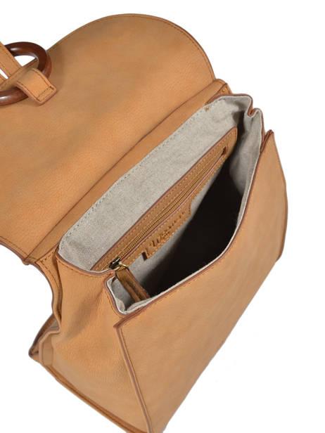 Backpack Acacia Woomen Beige accacia WACAC07 other view 4