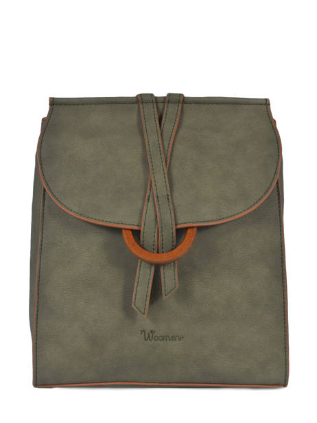 Backpack Acacia Woomen Green accacia WACAC07