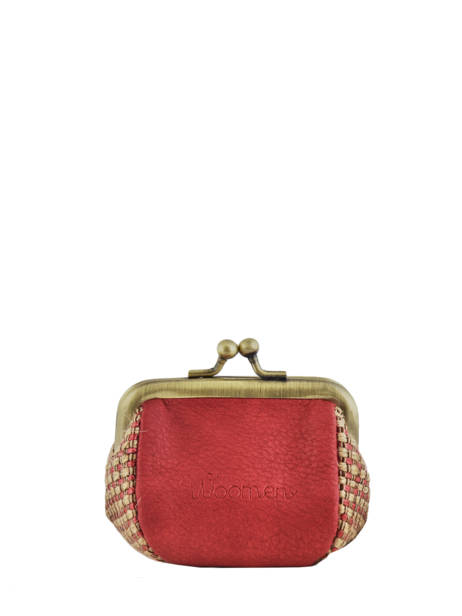 Purse Woomen Red abelia WABEL93
