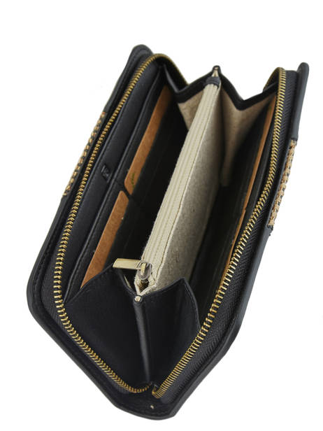 Wallet Woomen Black abelia WABEL91 other view 2