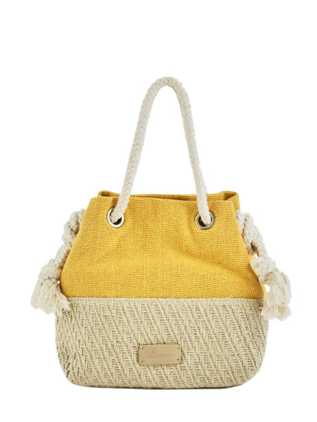 Shoulder Bag Lys Woomen Yellow lys WLYS01