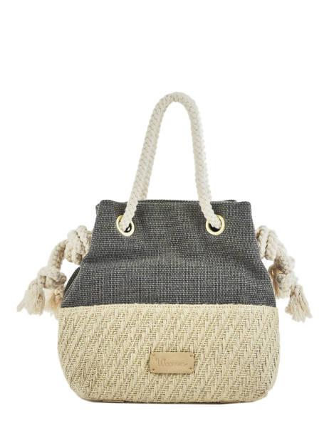 Shoulder Bag Lys Woomen Black lys WLYS01