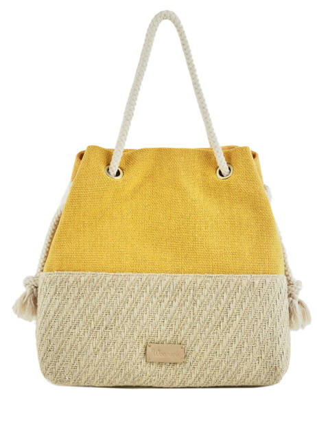 Shoulder Bag Lys Woomen Yellow lys WLYS02